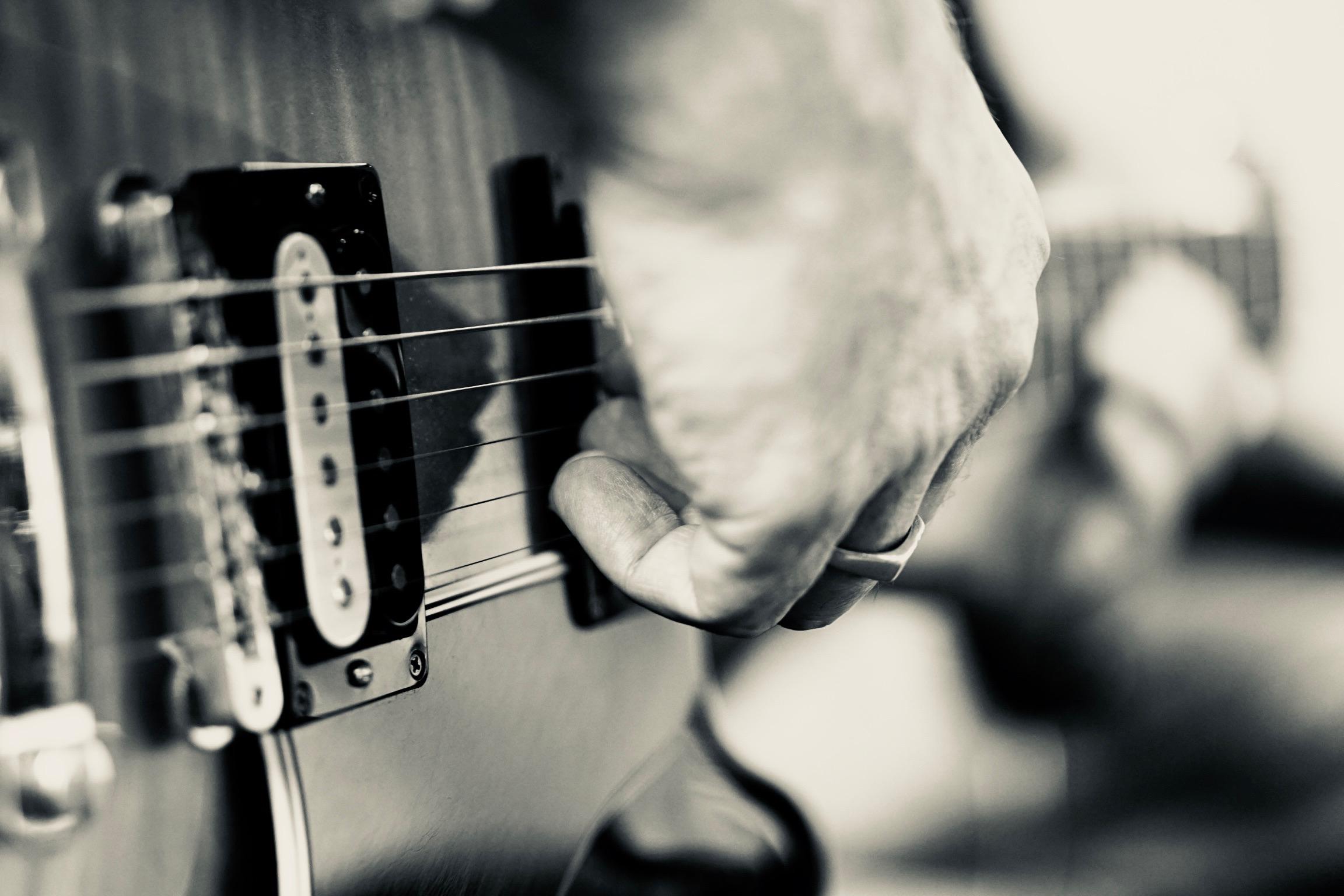 Trio Lautsprache mit Gitarre